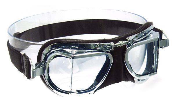 Mark 9 Compact racing Goggles - Brown