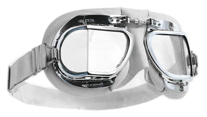 Mark 49 Goggles - White