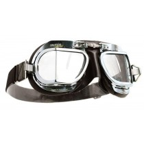 Mark 9 Deluxe Goggles - Brown