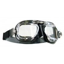 Mark 10 Deluxe Goggles - Black