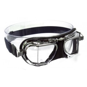 Mark 49 Compact Goggles - Black Leather