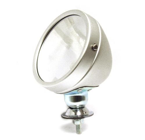 Omnico 319M Polished Alloy Grand Prix-style Exterior Mirror