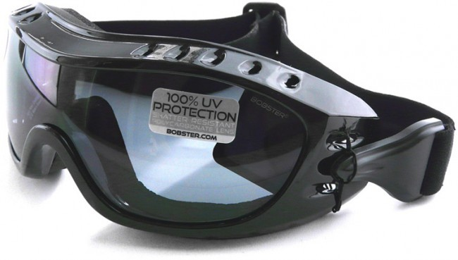 Bobster Night Hawk Goggles -Tinted
