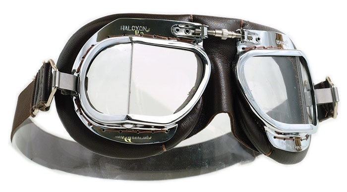 Mark 49 Goggles - Brown