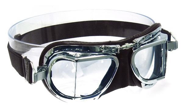 Mark 9 Compact racing Goggles - Brown
