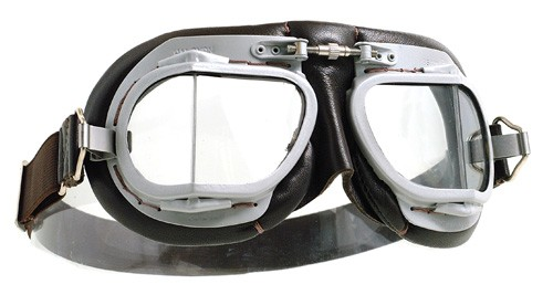 Mark 9 Vintage Goggles - Brown