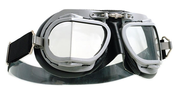 Mark 9 Rider Goggles - Black