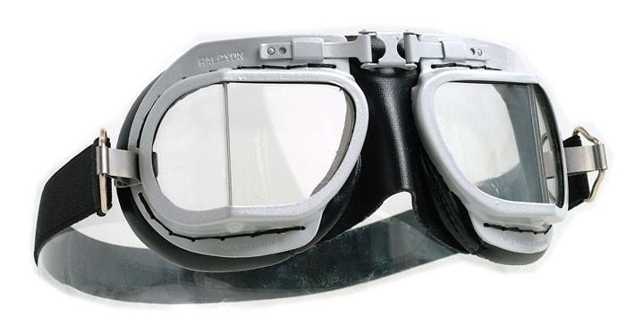 Mark 8 Rider Goggles - Black