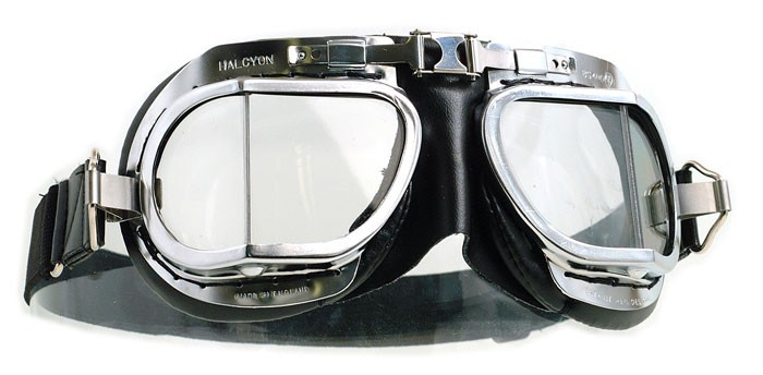 Mark 8 Deluxe Goggles - Black