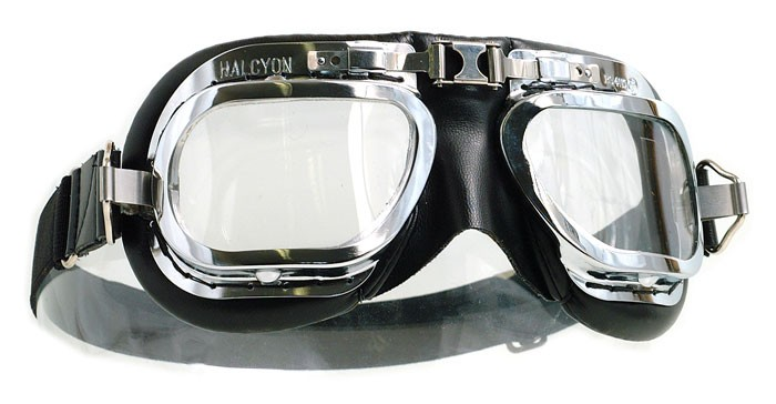 Mark 7 Deluxe Goggles - Black