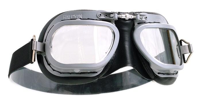 Mark 10 rider goggles - Black
