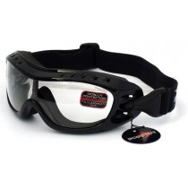 Bobster Night Hawk Goggles - Clear