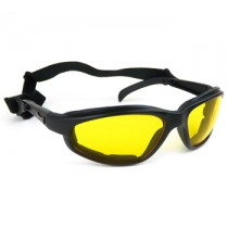 Chopper slim line sunglasses -Yellow
