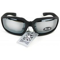 Chopper X sunglasses- Silver mirror