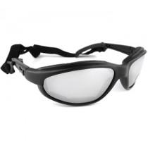 Chopper slim line sunglasses -Silver Mirror