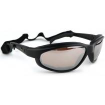 Chopper slim line sunglasses -Amber