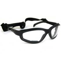 Chopper slim line sunglasses -Clear