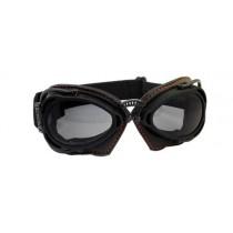Nannini Hot Rod Motorcycle Goggles