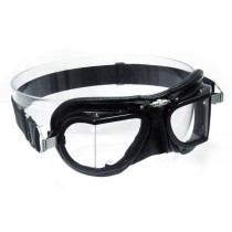 Mark 9 Compact racing Goggles - Black