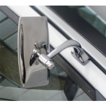 Universal Halcyon Door Mirrors - Rectangular