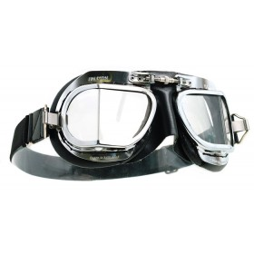 Mark 9 Deluxe Goggles - Black
