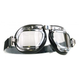Mark 6 Deluxe Goggles - Black