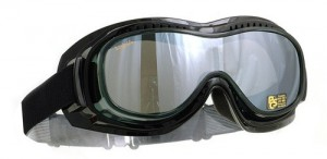 Mark 5 Vision Motorcycle Goggles - Tinted