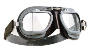 Mark 9 Superjet Goggles - Brown