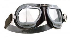 Mark 9 Compact Superjet Goggles - Brown