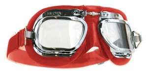 Mark 410 Goggles - Red