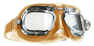 Mark 410 Goggles - Tan