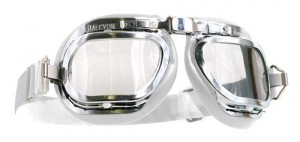 Mark 46 Goggles - White