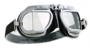 Mark 8 Rider Goggles - Black
