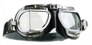 Mark 8 Deluxe Goggles - Black