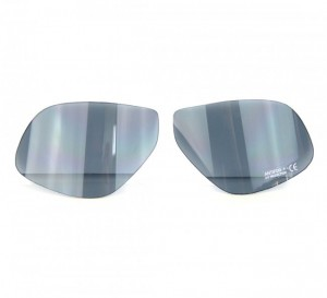 Nannini Replacement Grey Lenses For - Cruiser / Biker / Rider Goggles