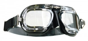 Mark 10 Deluxe Goggles - Black