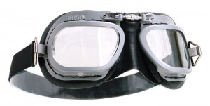 Mark 10 rider goggles - Black